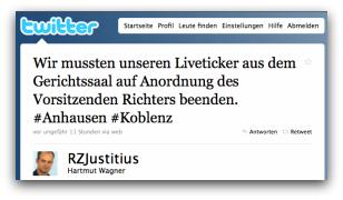 Rhein-Zeitung Gerichtsreporter